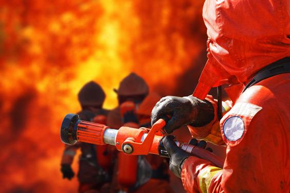 Corps de pompiers
