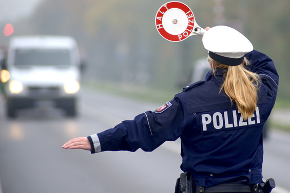Polizeiuniform